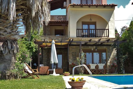 Villa Mediterra - Poseidi Halkidiki - Posidi - Villa