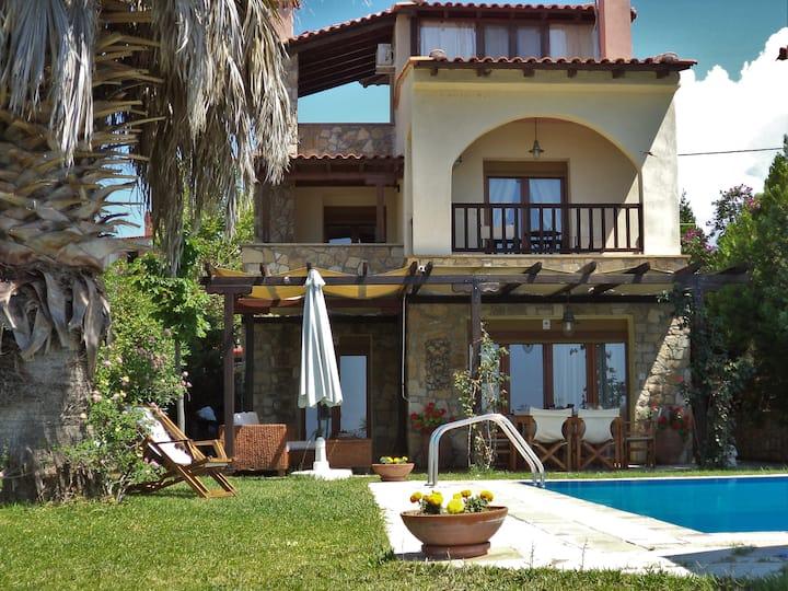 Villa Mediterra - Kassandra (Posidi) Halkidiki