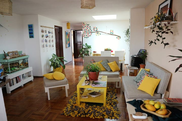 Confortable place for your stay in Quito