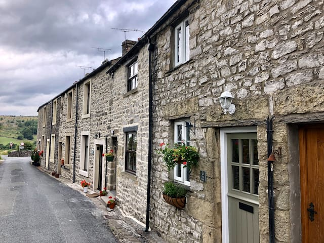 Located on a quiet country lane