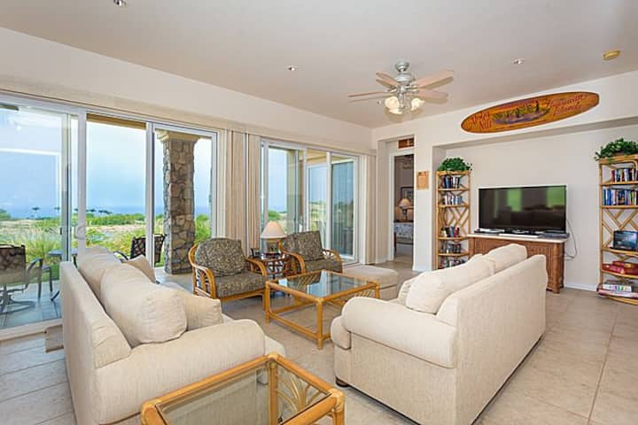 MKKA2-Two Bedroom Condo with Ocean Views at Mauna Kea Resort!