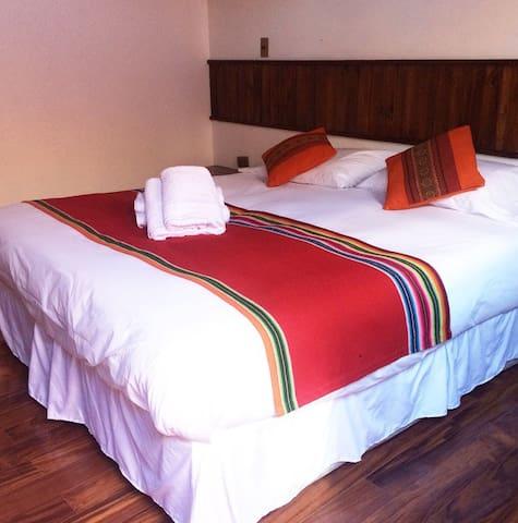 Habitación con baño privado - San Pedro de Atacama