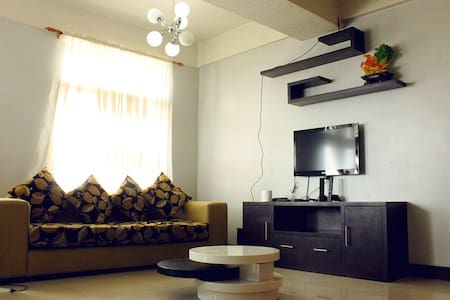 50sqm 1BR condo in Cubao with Parking - Condominium