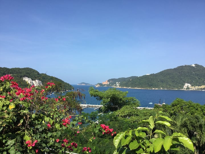 Punta Diamante: Seguridad, Playa, Alberca, Netflix