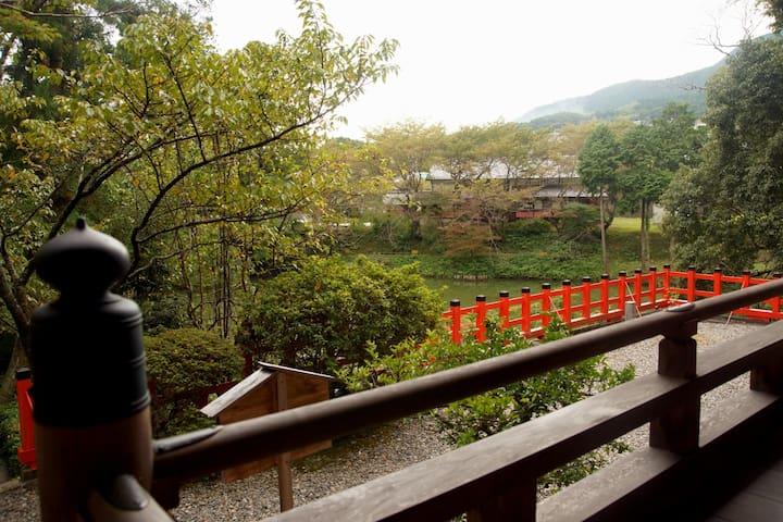 観光・ファミリー大歓迎!おもてなしハウス!wifi完備 - Gose-shi - Rumah