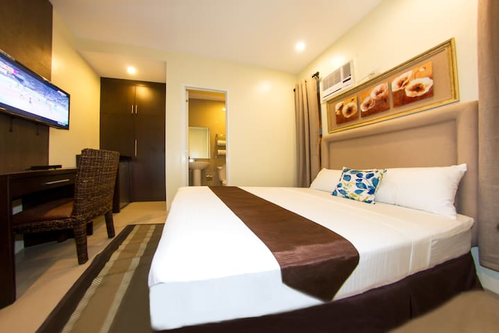 Verovino Suites Cebu near mall and airport - Mandaue City - Serviced apartment