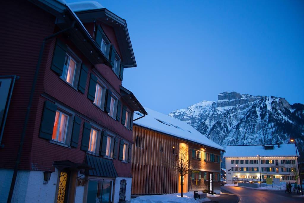 Alps Romantik Mitten im Zentrum von Mellau