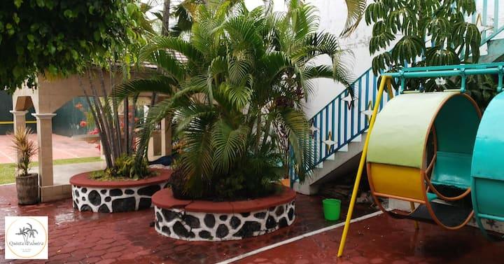 Quinta Palmira, Tres de Mayo, Morelos