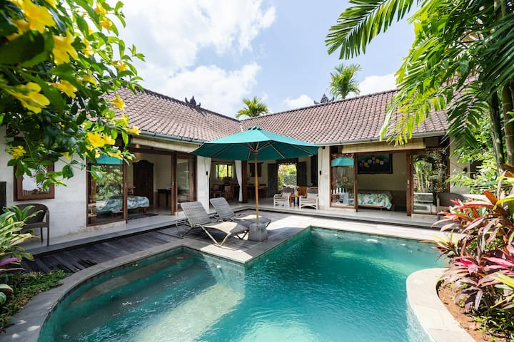 Villa Avanti - Private, 2 bedroom, wifi, Ubud.