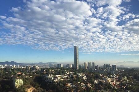 Habitaciones Privadas en Be Grand Lomas! - Cidade do México - Apartamento