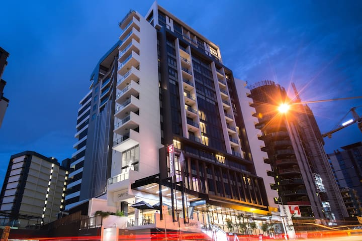 4.5 Star Swiss-Belhotel Brisbane
