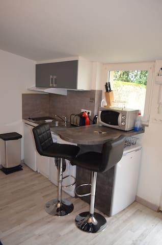 Bel appartement T2 Centre de Tours - Tours - Apartment