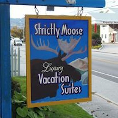 Strictly Moose Luxury Vacation Suites - Gorham