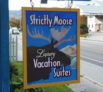 Strictly Moose Luxury Vacation Suites - Gorham - Diğer