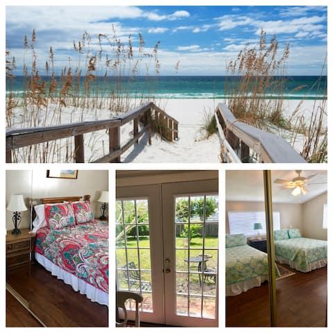Apartamento en Gulf Breeze - ¡Renovado!