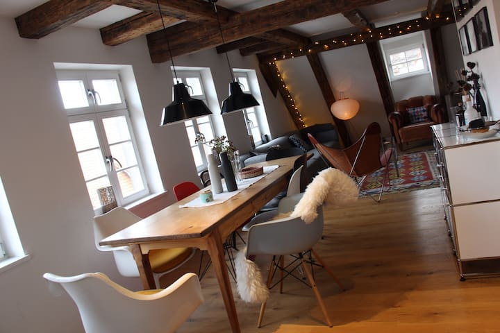 Loft in the Heart of Ulm - Ulm - Loft