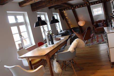 Loft in the Heart of Ulm - Ulm