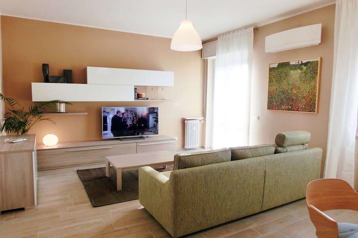 INTERNO12 - Appartamento nuovo in zona ospedale