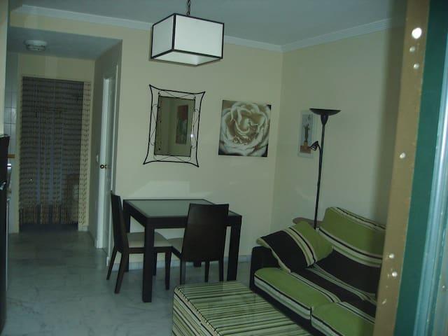 Apartamento a 100m de la playa en zona Residencial