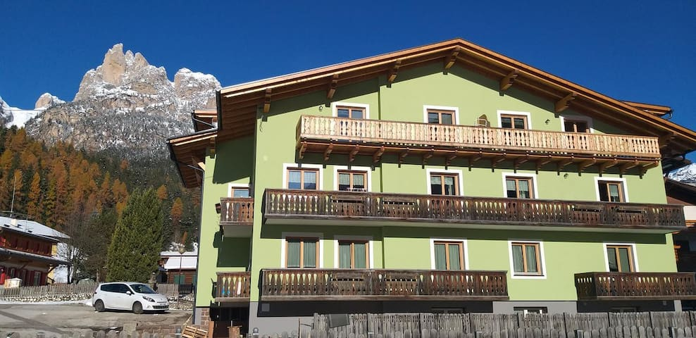Charming Holiday Apartment Cima 11 with Mountain View, Wi-Fi, Balcony & Garden; Parking Available, Pets Allowed