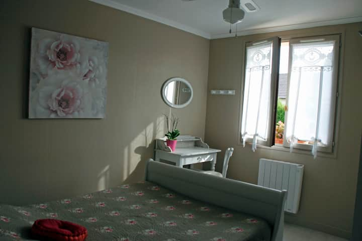 Chambre Eglantine