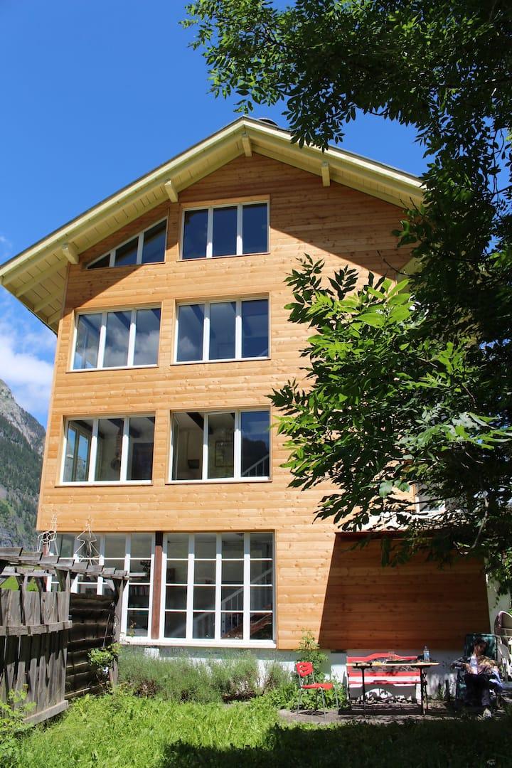 Haus Wesley, Kandersteg