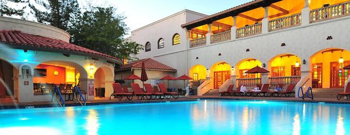 Family Friendly Los Abrigados Resort 1 BR Suite