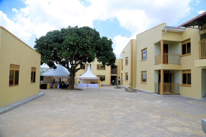 Agnes Apartments, Flat B-3. Lubugumu. Kampala