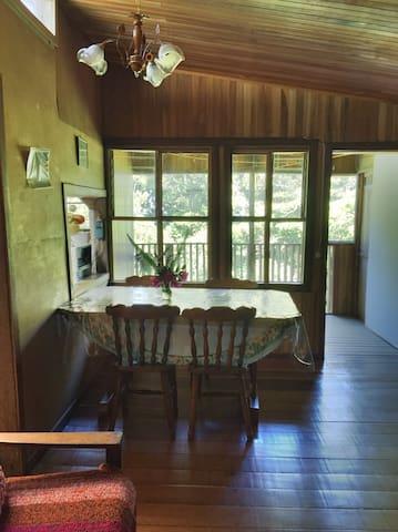Rustic Cabin in the Woods - Monteverde - Rumah