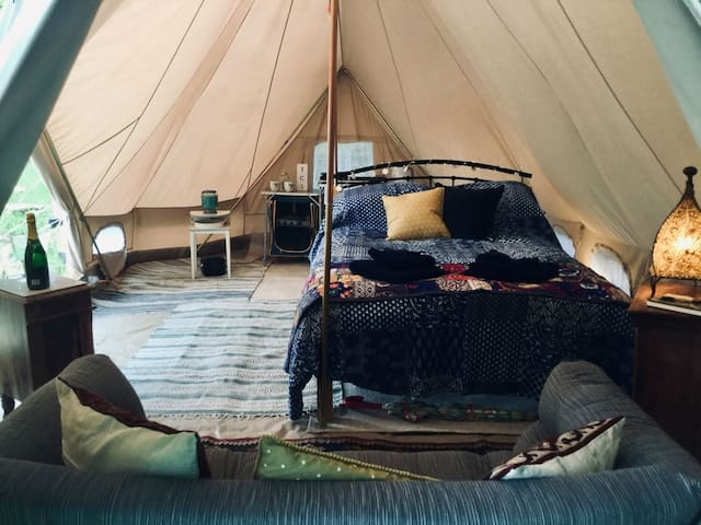 Orchard View Bell Tent