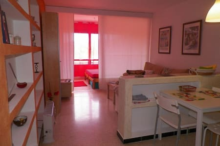 kleines Apartment, 1-3 Pers. 507 - Rotes Velles - Квартира