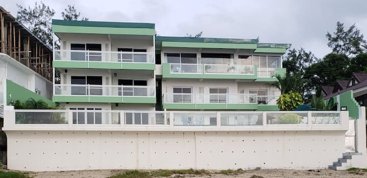 Amazing beach water front 6 unit building