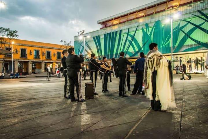 ¡HERMOSO DEPARTAMENTO EN PLENO CORAZÓN DE LA CDMX!