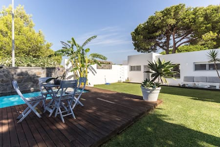 MODERN, LUXURY AND RELAX ON THE BEACH - Chiclana de la Frontera - Almhütte