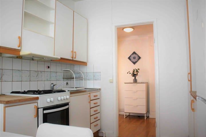 Charming flat in the center of Goteborg