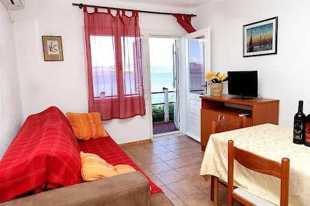 Two bedroom apartment near beach Drače, Pelješac (A-10130-a) - Drače