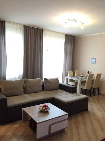 Светлая и уютная 3-х комнатная квартира