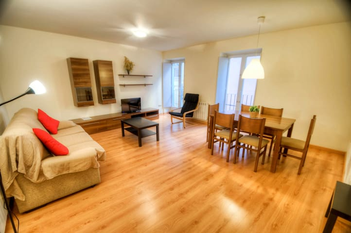 Center Apartment - Puigcerdà - Flat