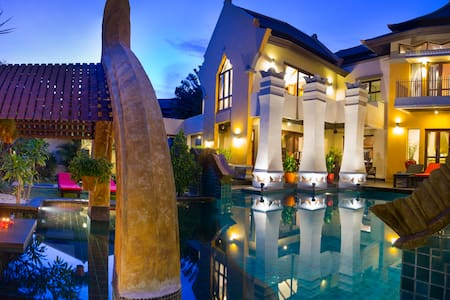Villa Jai Dhee with private pool - Pattaya