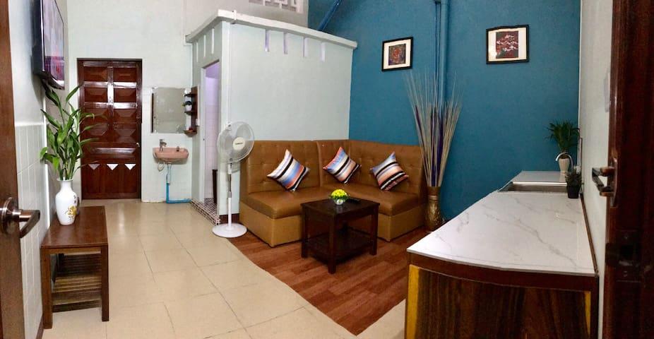 Apartment in tourist area, one bedroom (Cosy E1)