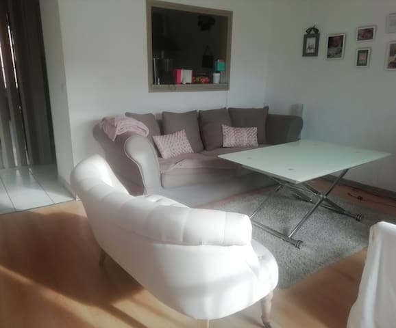 Appartement centre ville Montauban 70m2