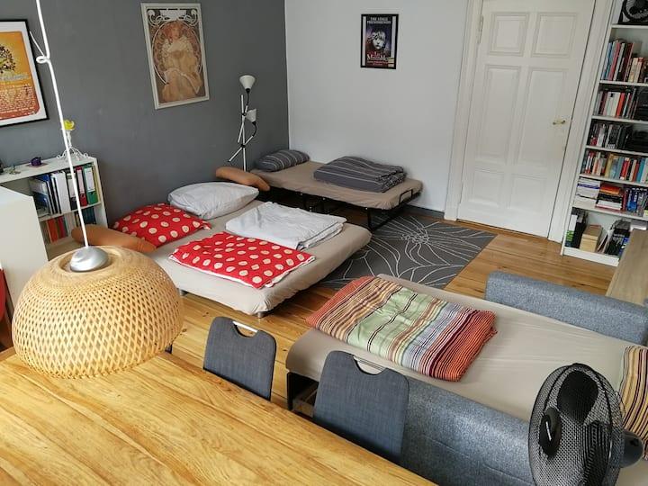 Central cozy apartment in Berlin
