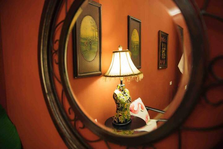 【繁巷壹号】上海小间 可做饭 靠近商圈 闹中取静 简约温馨 独立居室