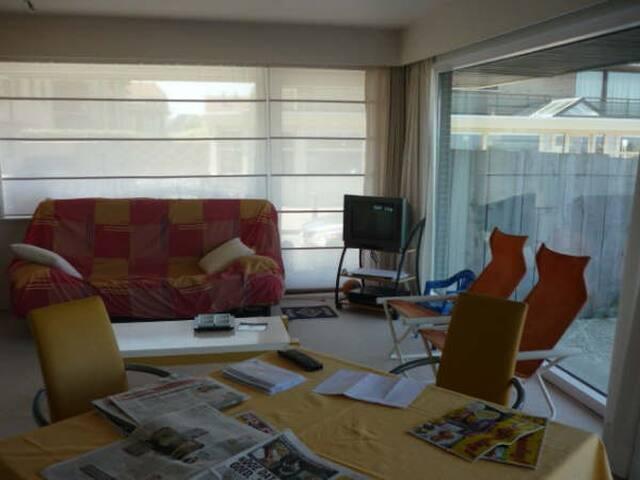 comfortabel appartement aan de noordzee - Koksijde - Appartement en résidence