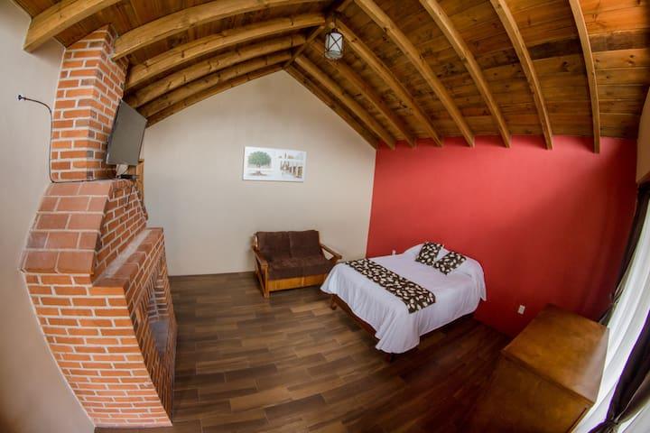 Cabaña de lujo (Luxury Cabin) 2 px M