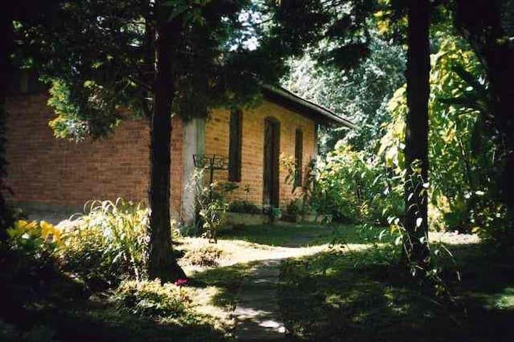 Cabana dos Gravatas - Pertinho do Ceu - Nova Friburgo