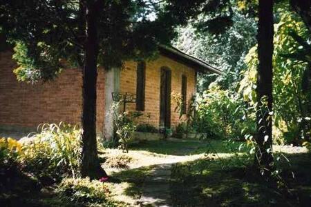 Cabana dos Gravatas - Pertinho do Ceu - 新弗里堡 - 小屋