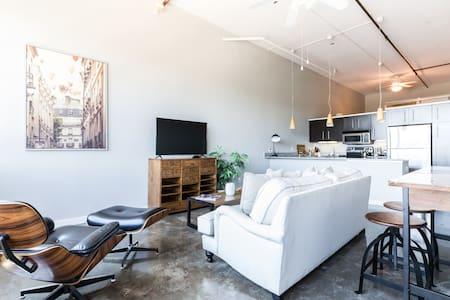 Elegant Dallas Loft - SMU - Dallas