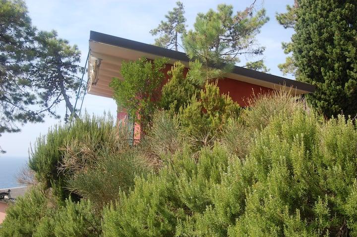 """Cottage """"Anemone"""" vista mare"""