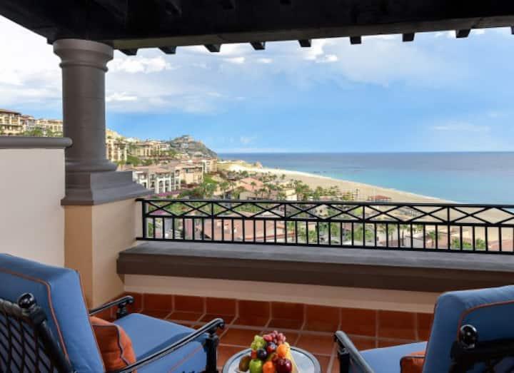 Ocean View Jr Suite at Pueblo Bonito Sunset Beach